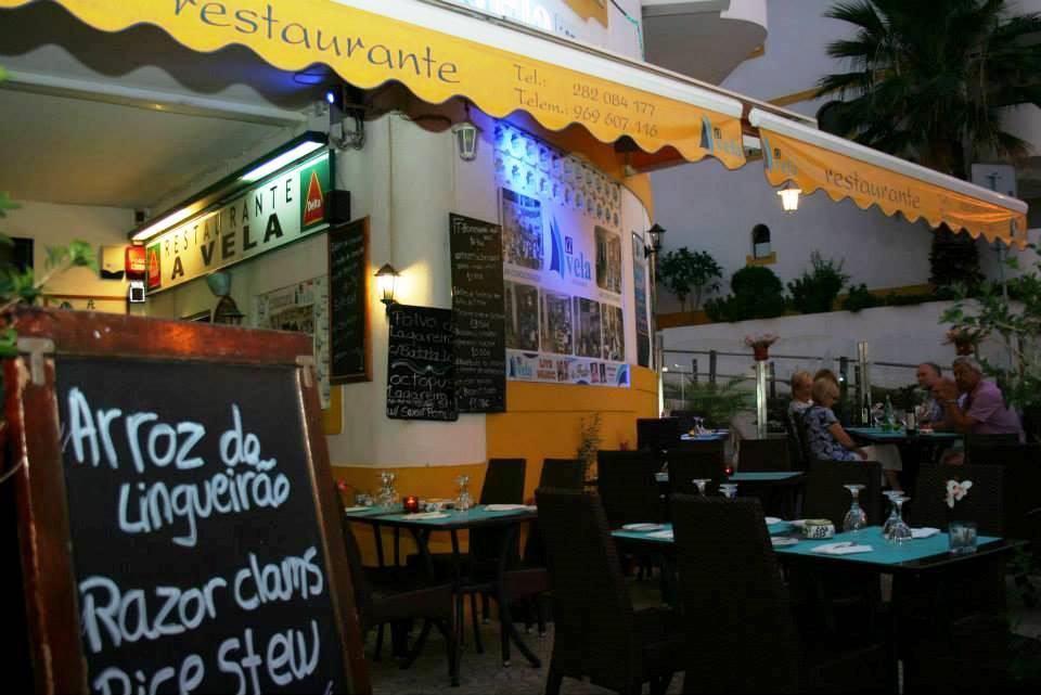 Live Music at A Vela Restaurant