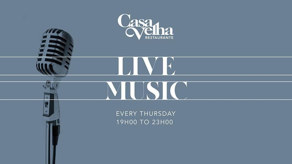 Live Music at Casa Velha