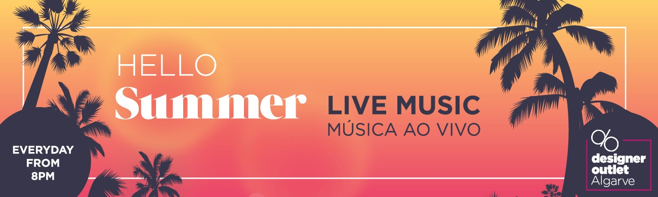 Live Music at Designer Outlet Algarve