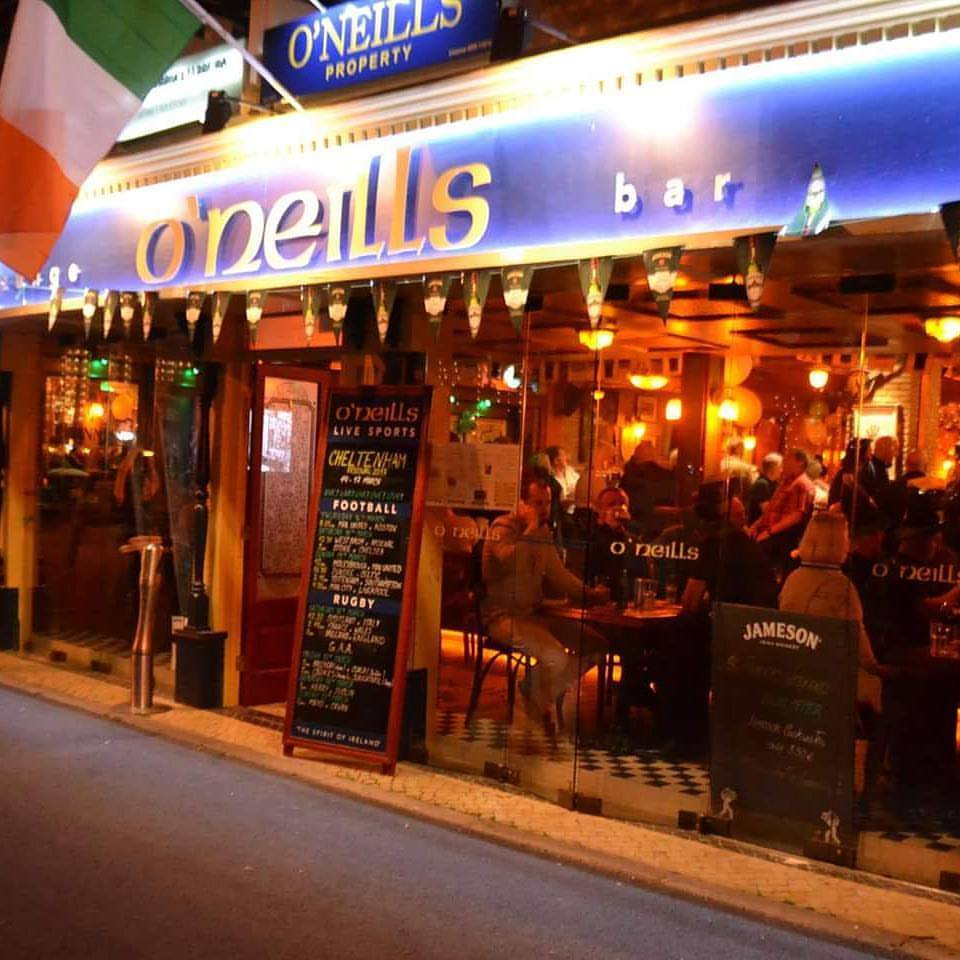 Live Music at O'Neills