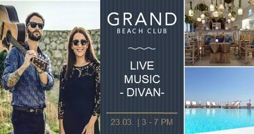 Live Music at the Grand Beach Club