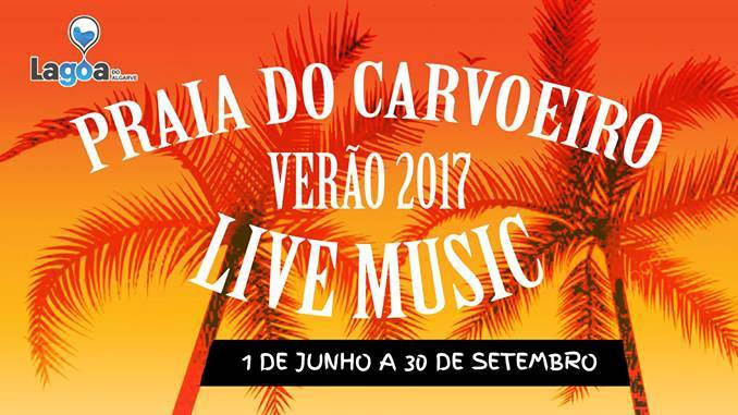 Live Music Every Night in Carvoeiro