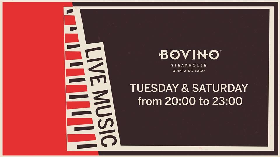 Live Music Saturdays at Bovino