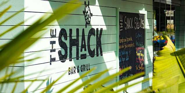 Live Music Thursdays at The Shack