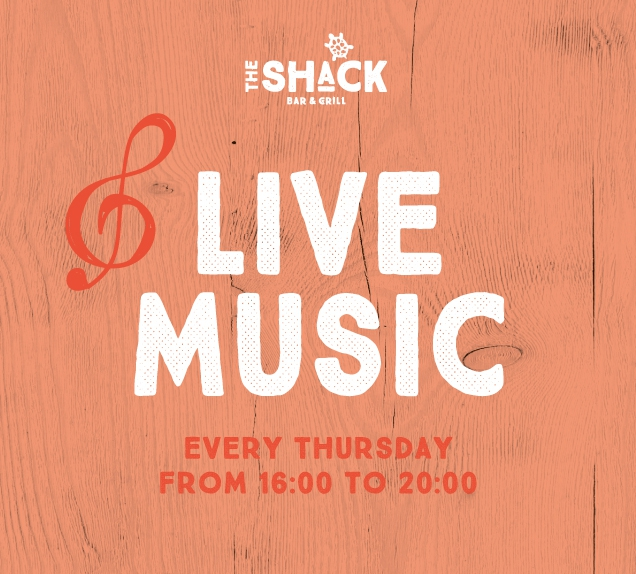 Live Music at The Shack
