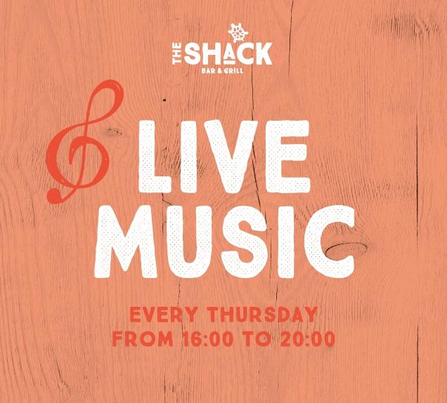 Live Music Thursdays at The Shack