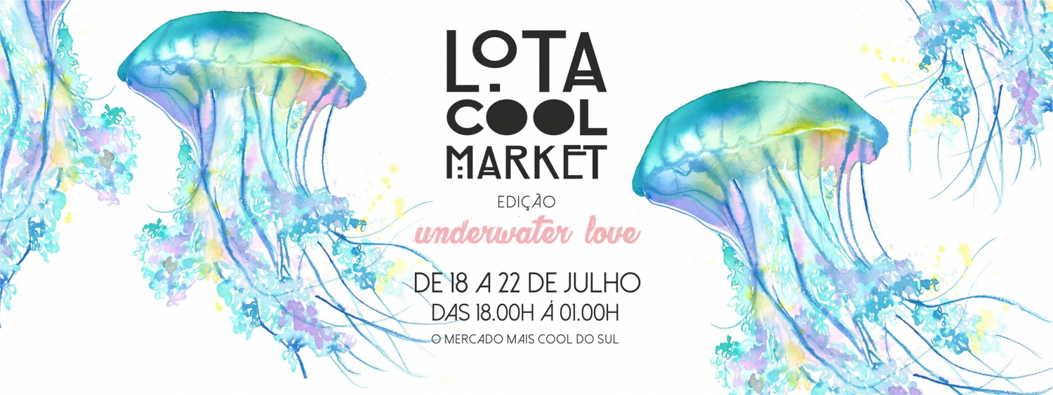 "Lota Cool Market ""UnderWaterLove"""