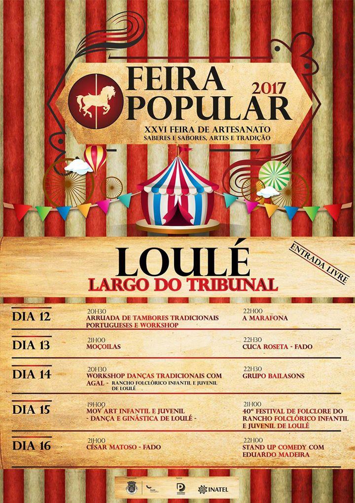 Loule Folk Fair