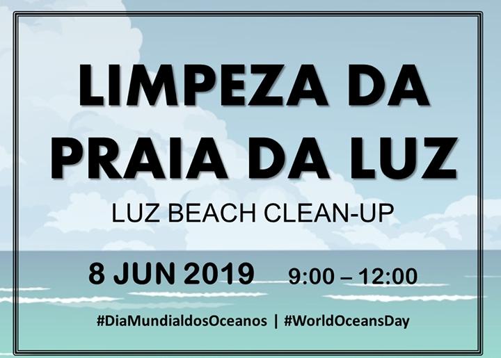 Luz Beach Clean Up with Lagos Zoo