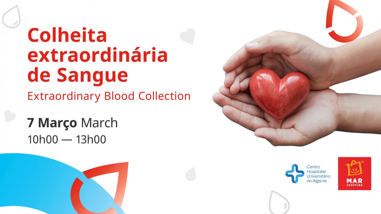MAR Shopping promotes an Extraordinary Blood Collection