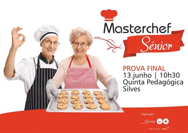 Masterchef Senior Final in Silves