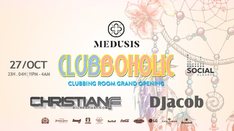 Medusis Clubboholic Party