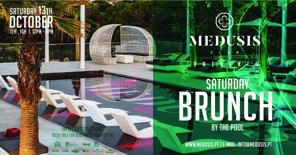 Medusis Saturday Brunch