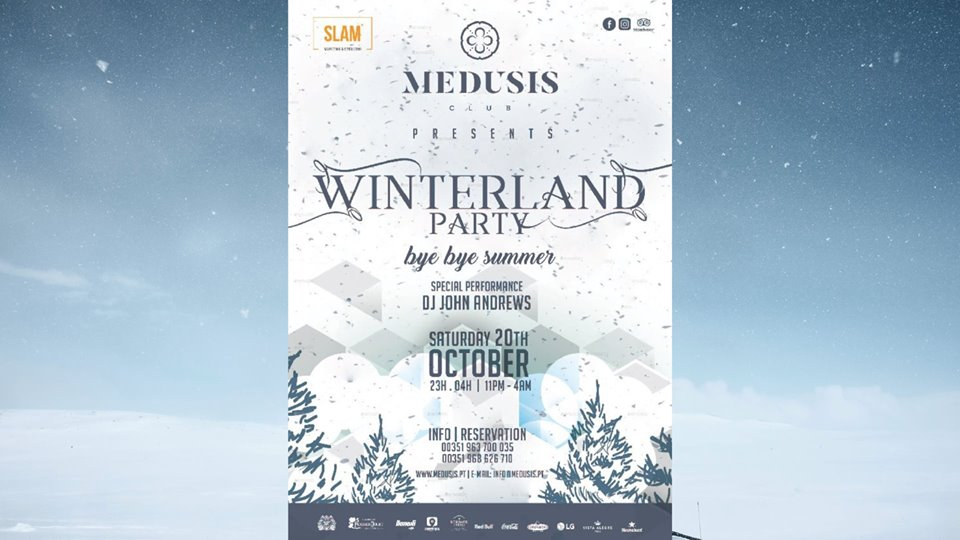 Medusis Winterland Party