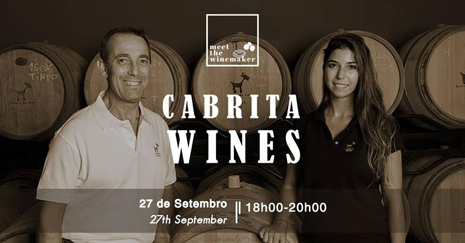 Meet the Winemaker - Cabrita Wines