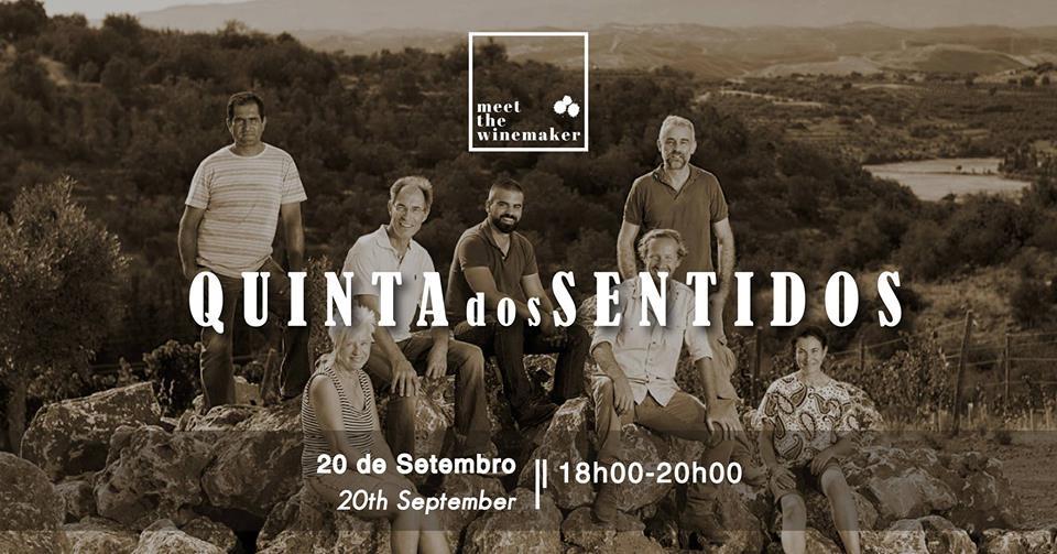 Meet the Winemaker - Quinta dos Sentidos