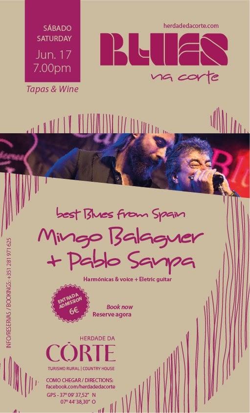 Mingo Balaguer & Pablo Sanpa