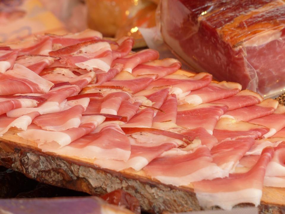 Monchique Cured Ham Fair