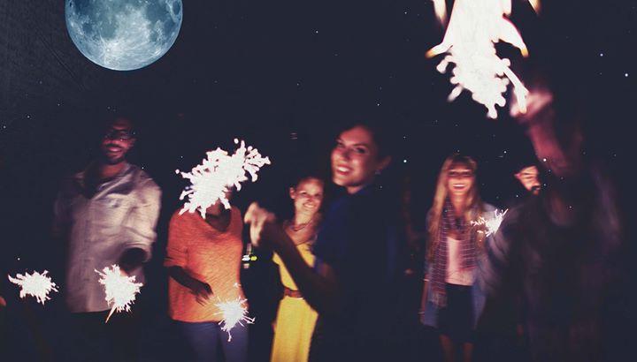 Moonlight Beach Party