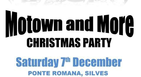 Motown & More Christmas Party