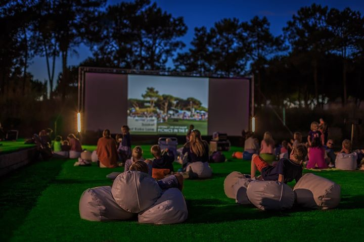 Movies in the Park - Finding Dory