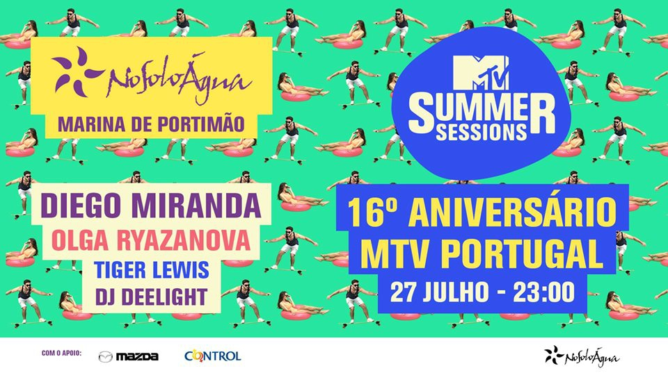 MTV Portugal - Anniversary Party