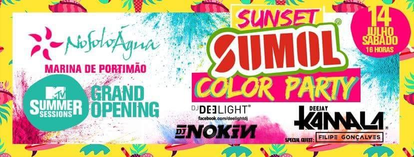 MTV Summer Sessions at NoSoloAgua Portimao