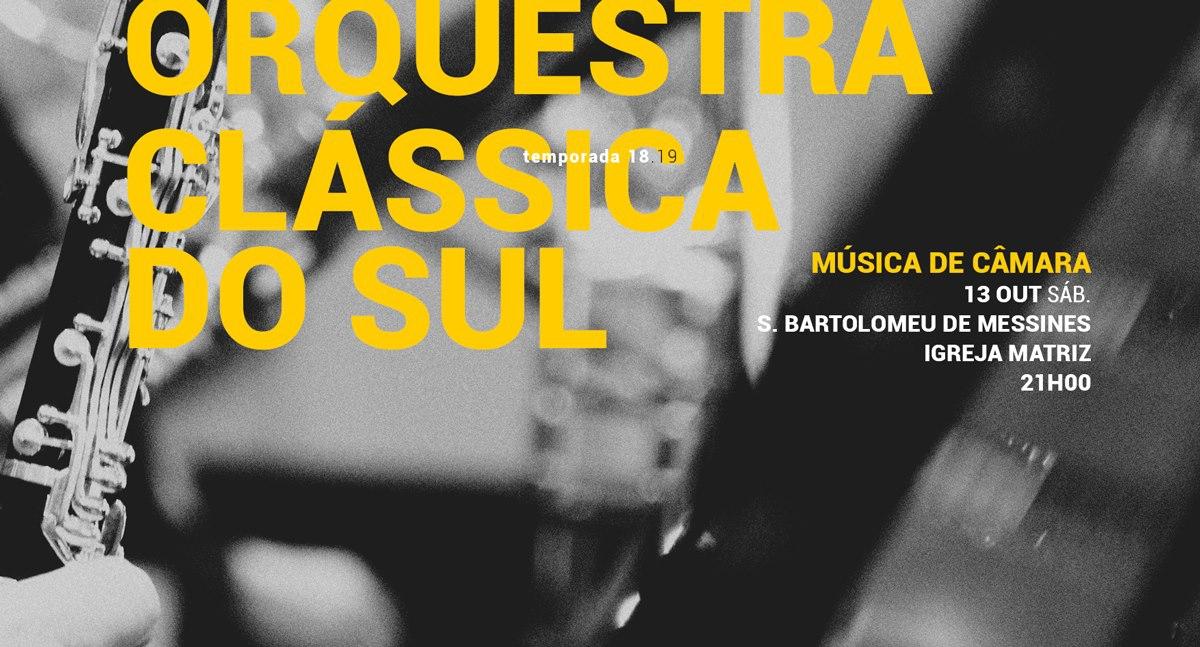Música de Câmara - Orquestra Clássica do Sul