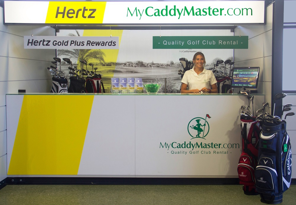 My Caddy Master Clubs & Drive Experience