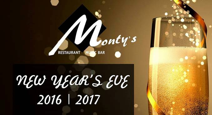 New Year's Eve at Monty's
