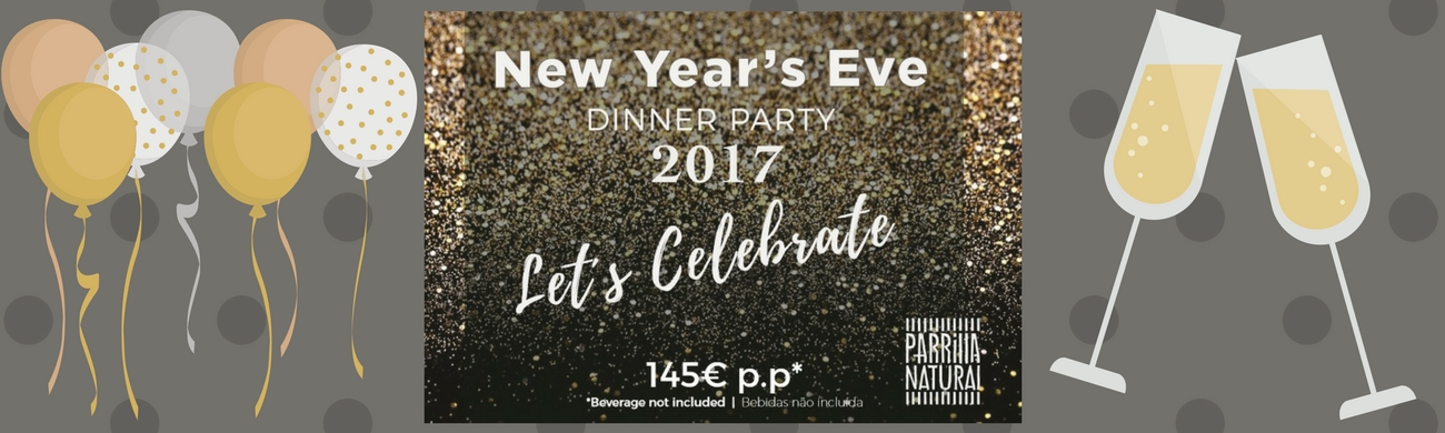 New Year's Eve at Parrilla Natural