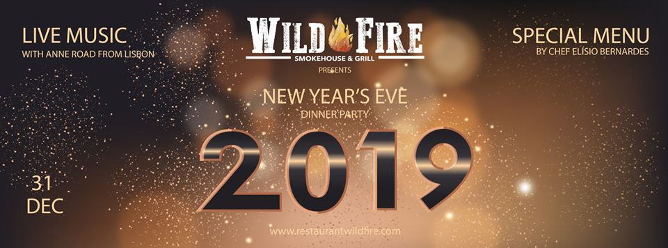 New Year's Eve at Wild Fire
