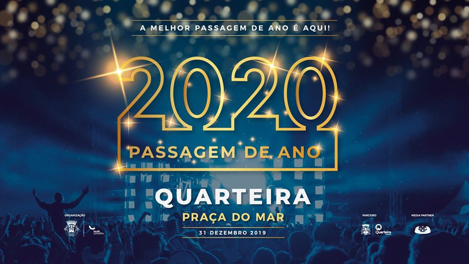 New Year's Eve in Quarteira