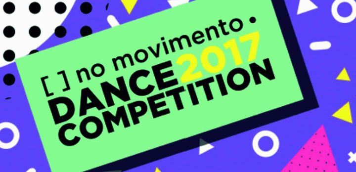 No movimento. Dance competition