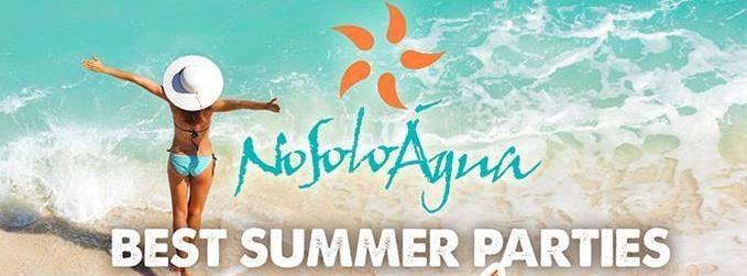 NoSoloAgua Summer Parties