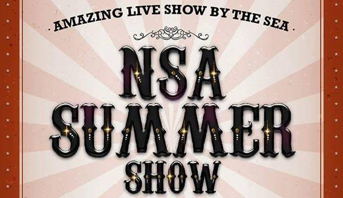 NoSoloAgua Summer Show 2018