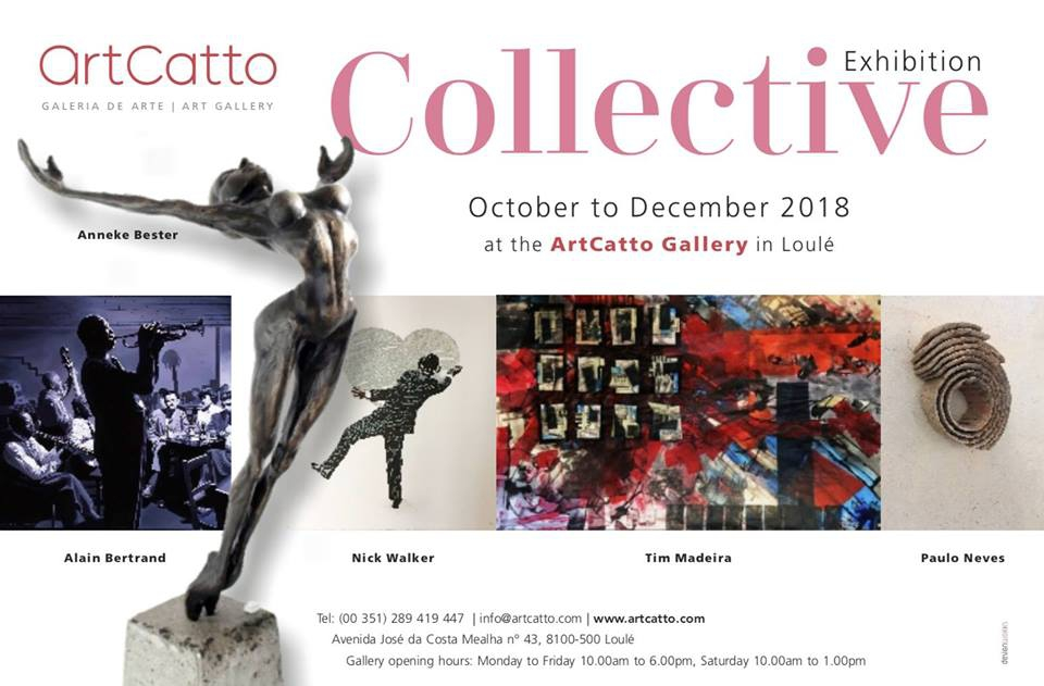 October Collective at ArtCatto Art Gallery