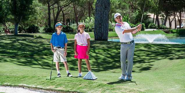 October Junior Camps at Paul McGinley Academy