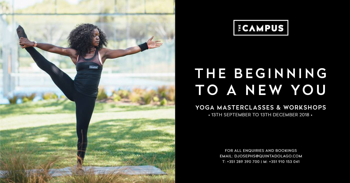 October Yoga at The Campus