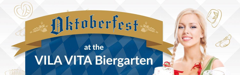 Oktoberfest at the Biergarten