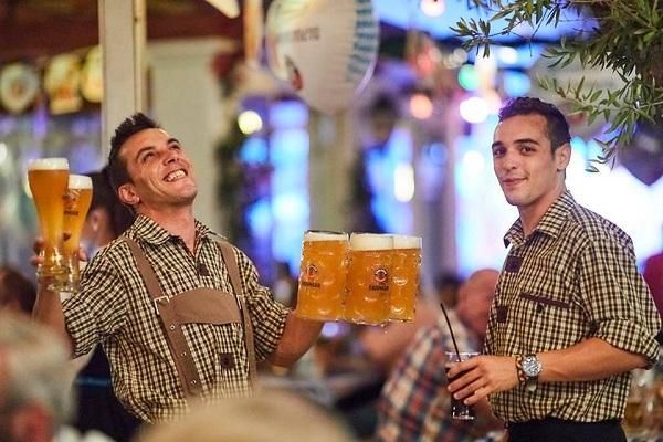 Oktoberfest 2020 in the Algarve at VILA VITA Biergaten
