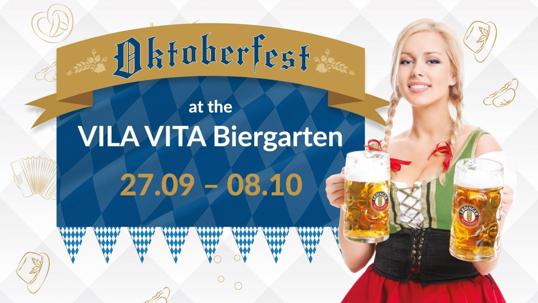 Oktoberfest - Vila Vita Biergarten