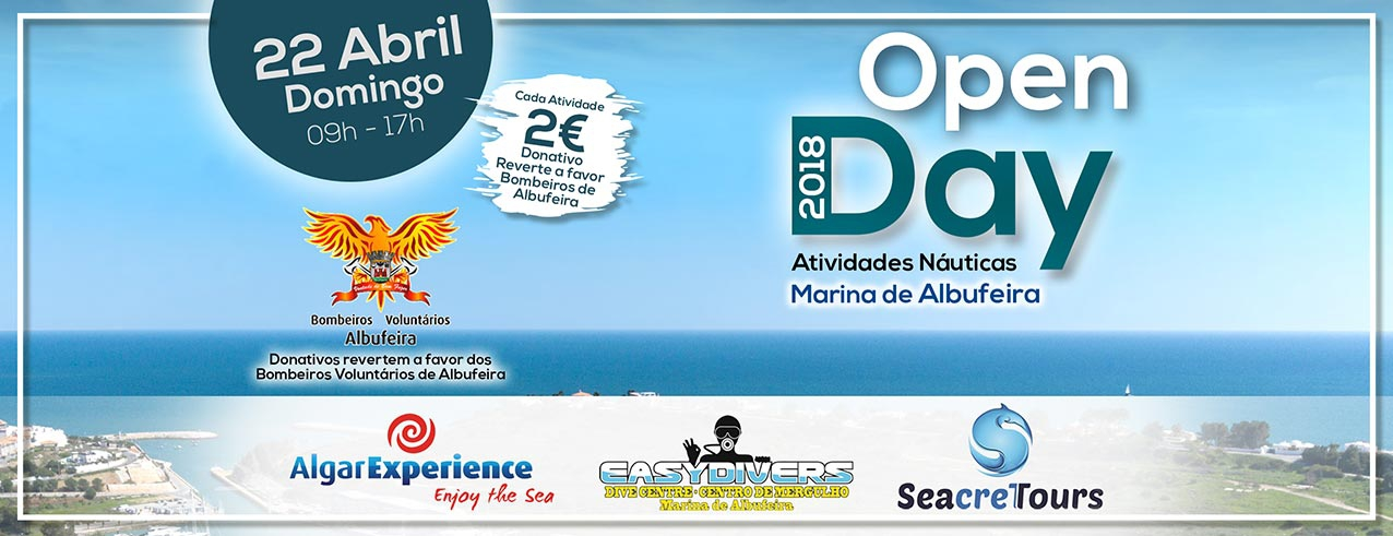 Open Day at Albufeira Marina
