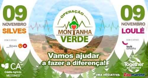 Operação Montanha Verde - 2017