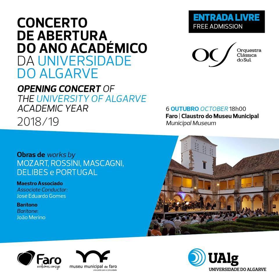 Orquestra Clássica do Sul 2018 - 2019