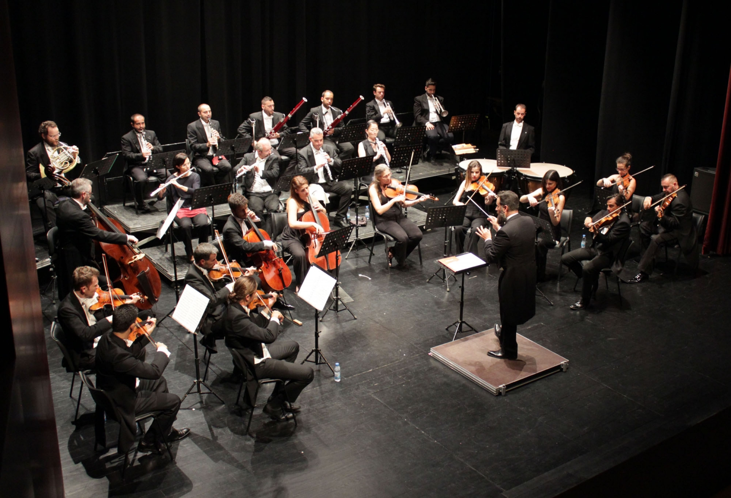 Orquestra Classica do Sul Celebrates Autumn
