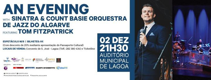 Orquestra de Jazz do Algarve featuring Tom Fitzpatrick - UK