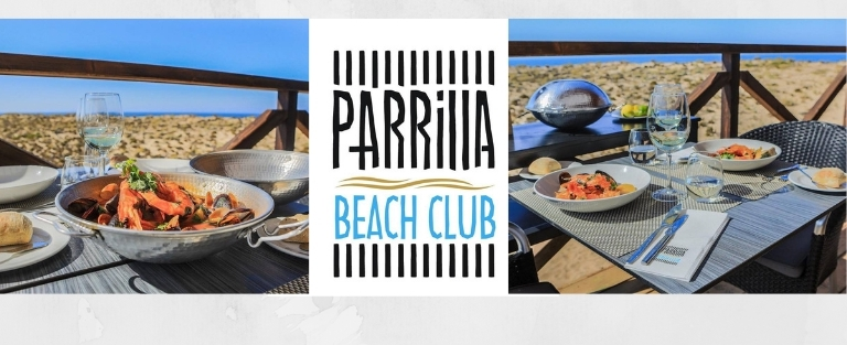 Parrilla Beach Club Valentine's Day Lunch Offer