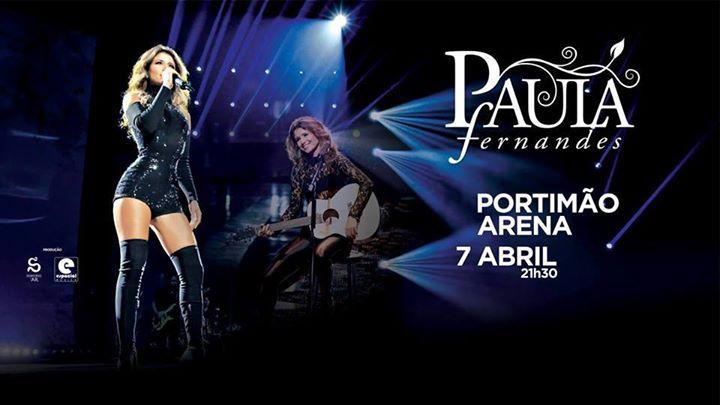 Paula Fernandes ao vivo no Portimão Arena