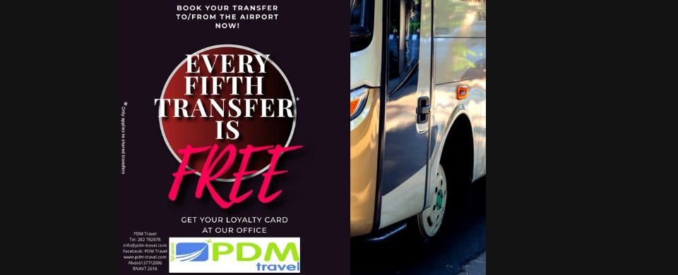 PDM Travel Transfers to Faro Airport